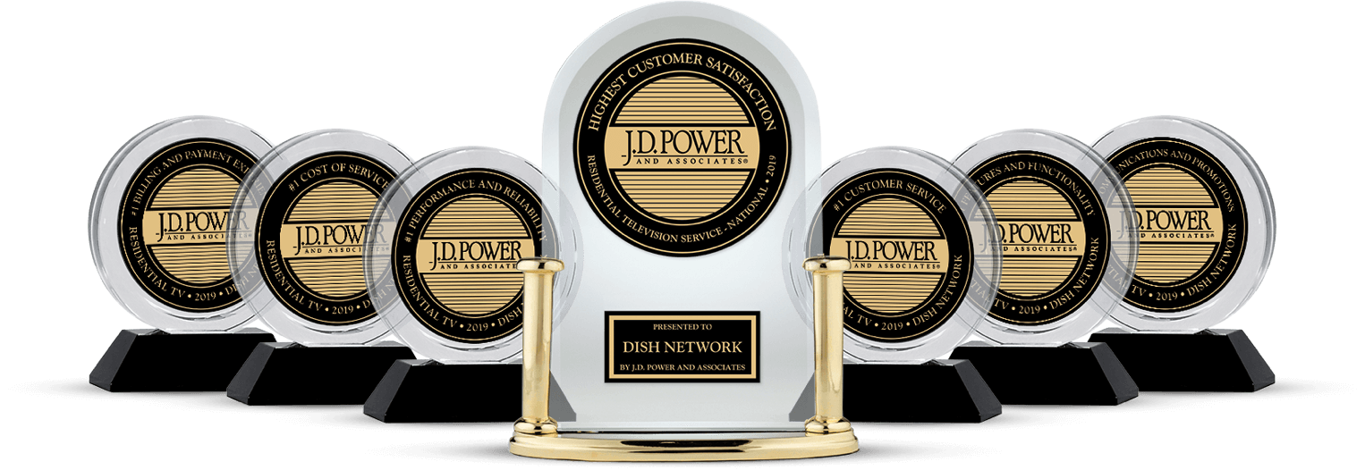 DISH Customer Satisfaction - Ranked #1 by JD Power - RC VIDEO in EAST LIVERPOOL, OHIO - DISH Authorized Retailer