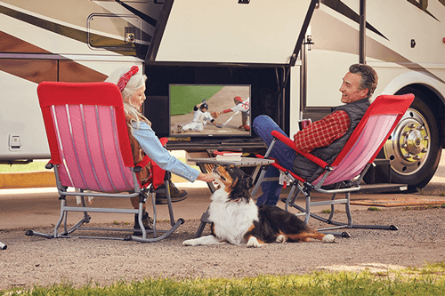 Watch DISH TV Outdoors in the RV- EAST LIVERPOOL, OHIO - RC VIDEO - DISH Authorized Retailer