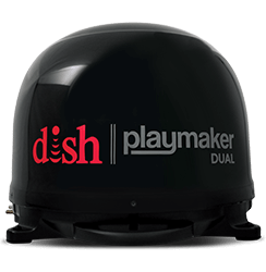 DISH Playmaker Dual - Outdoor TV - EAST LIVERPOOL, OHIO - RC VIDEO - DISH Authorized Retailer