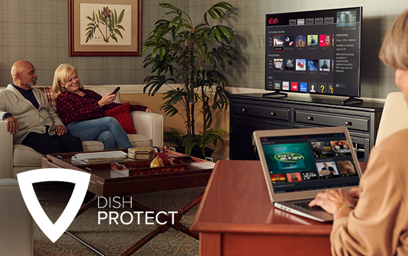 Get DISH Protect from RC VIDEO in EAST LIVERPOOL, OHIO